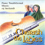 cover of Cherish the Ladies
