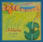 cover of Childsplay Live