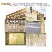 cover of Live from the Powerhouse